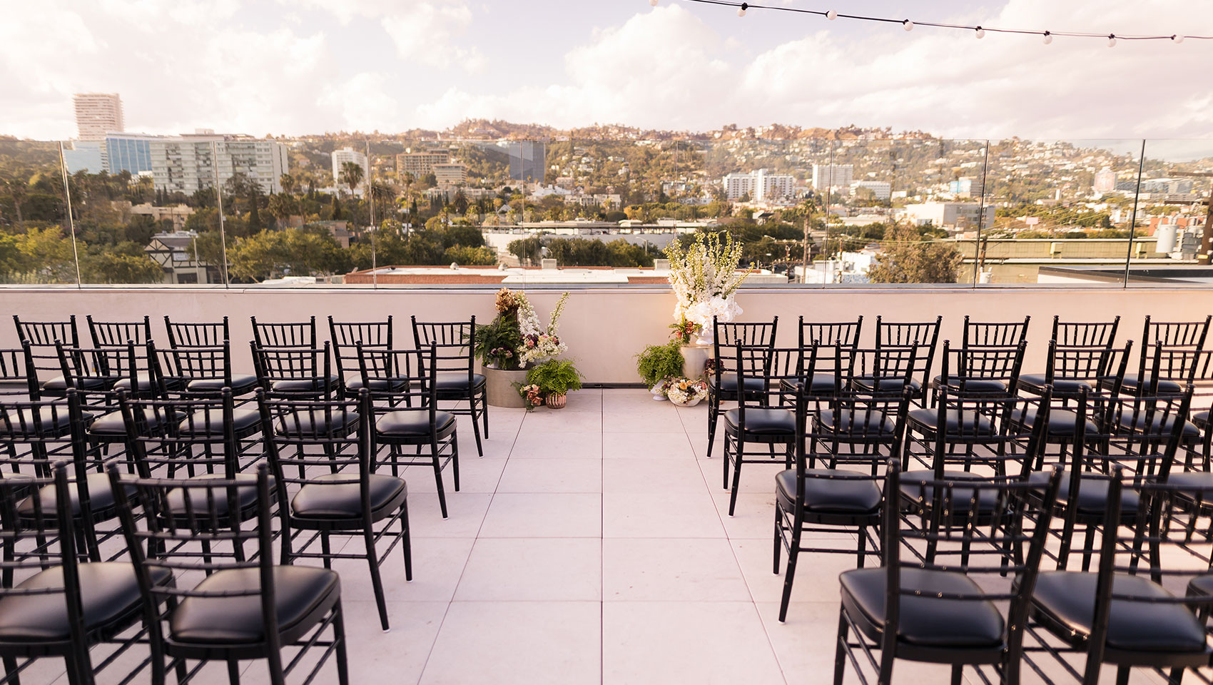 Kimpton La Peer Hotel Weddings West Hollywood