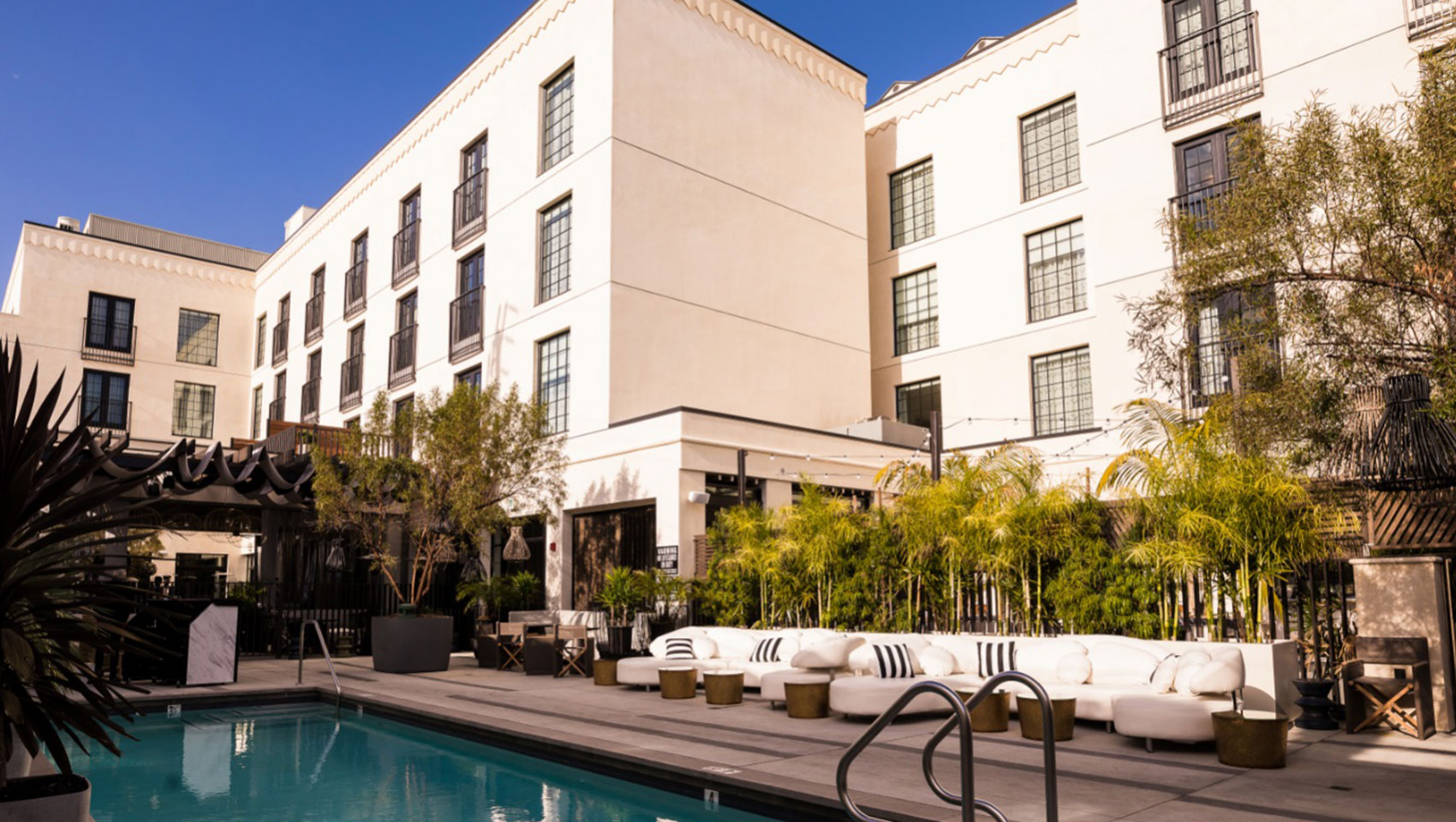 Kimpton La Peer private Events
