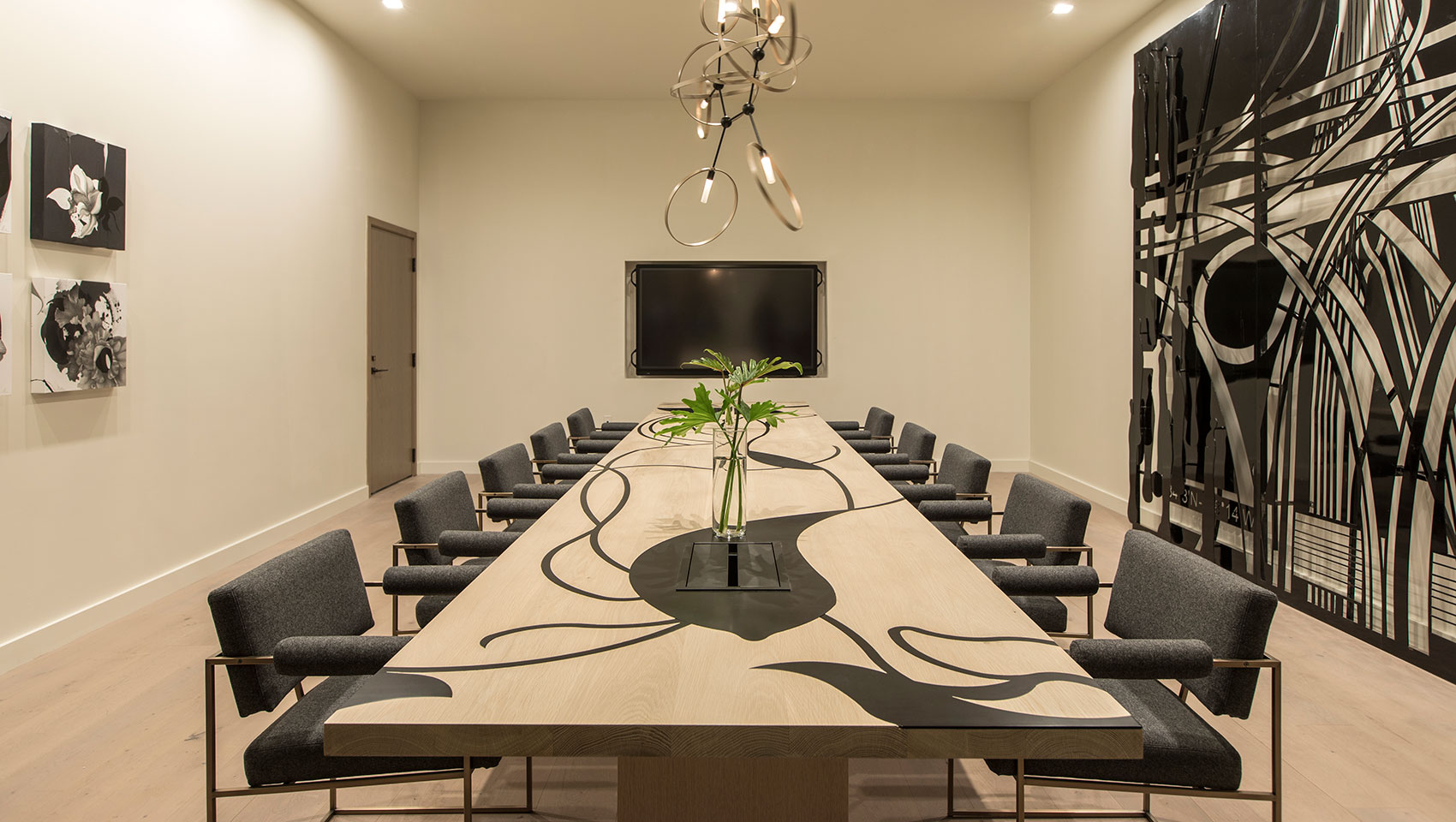 kimpton los angeles la peer hotel boardroom
