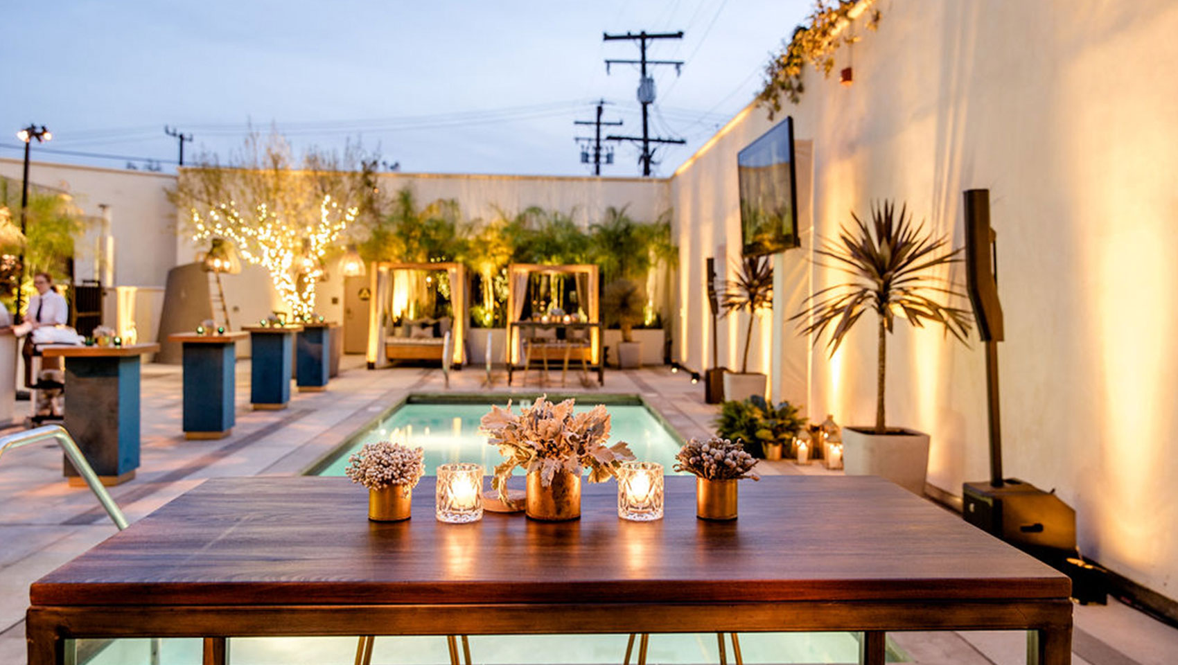Kimpton La Peer Hotel Events