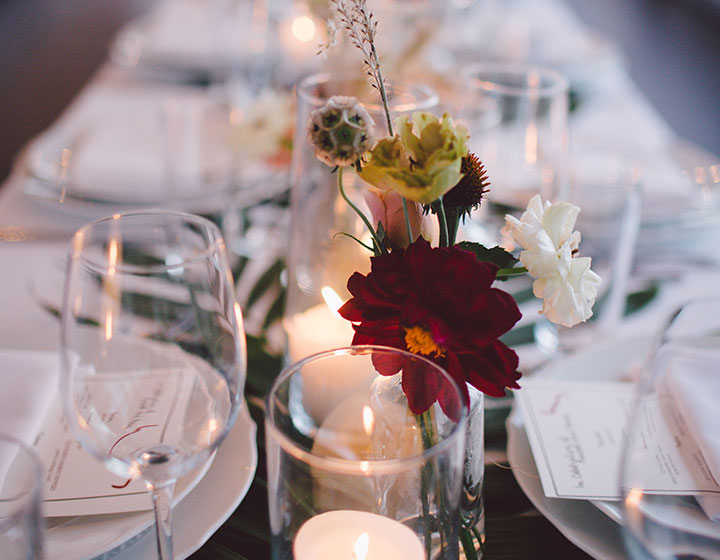 Kimpton La Peer Hotel wedding events catering