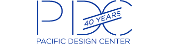 Pacific Design Center logo